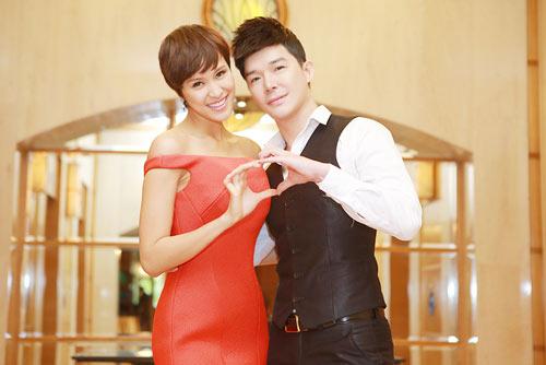 """nathan lee cong khai goi phuong mai la """"vo"""" - 2"""