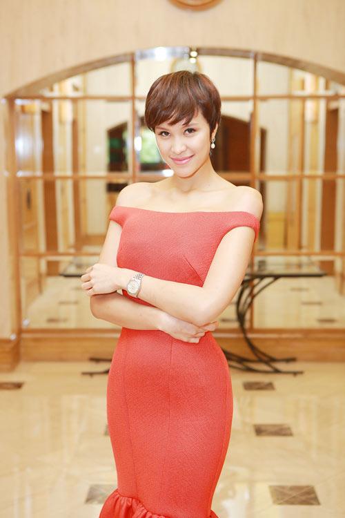 """nathan lee cong khai goi phuong mai la """"vo"""" - 5"""