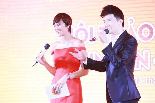 """nathan lee cong khai goi phuong mai la """"vo"""" - 9"""