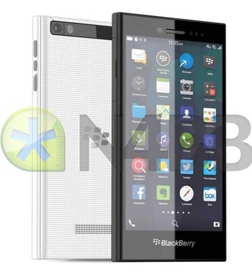 blackberry leap, ban ke nhiem z3 lo dien - 1