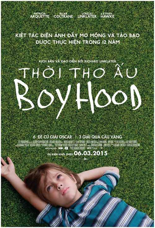 """boyhood"" - bo phim lam trong 12 nam chinh thuc chieu tai viet nam - 1"