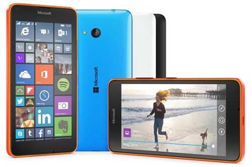 lumia 640 va 640 xl man hinh lon, gia re ra mat - 1