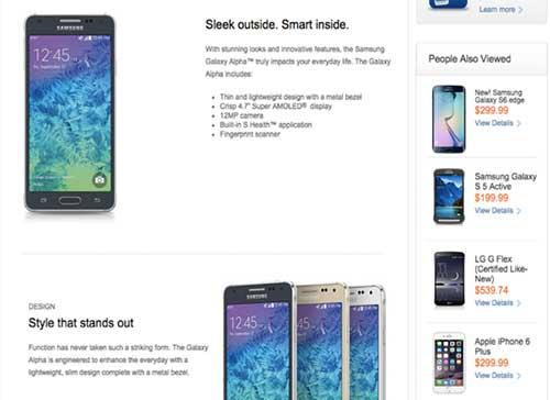 6 điểm khác biệt giữa Samsung Galaxy S6 và Samsung Galaxy S6 Edge-5