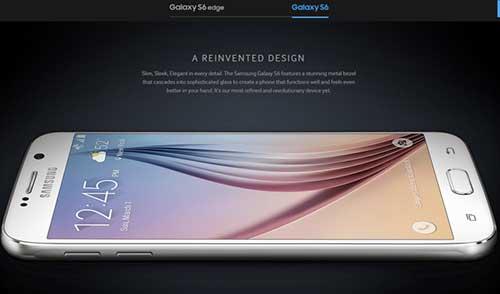 6 điểm khác biệt giữa Samsung Galaxy S6 và Samsung Galaxy S6 Edge-6