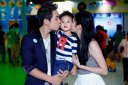 """dang khoi: """"dang muon sinh them con gai"""" - 4"""