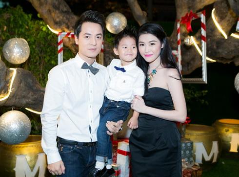 """dang khoi: """"dang muon sinh them con gai"""" - 1"""