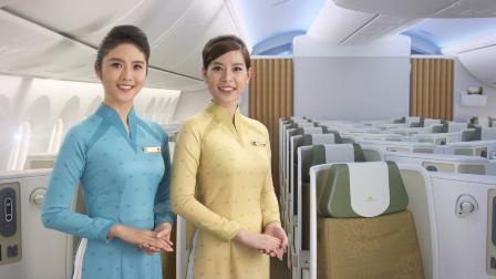 ao dai moi cua vietnam airlines chi dang thu nghiem - 1