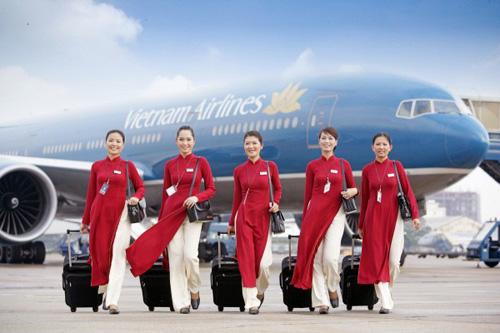 ao dai moi cua vietnam airlines chi dang thu nghiem - 2