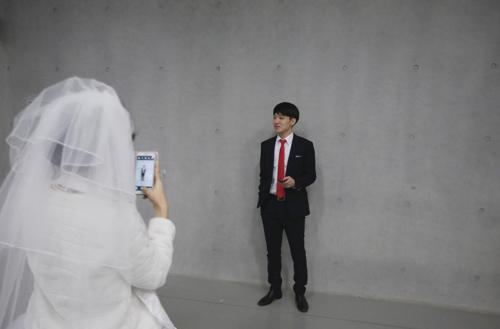 3.800 cặp đôi trên thế giới đổ về Hàn Quốc cưới tập thể-6