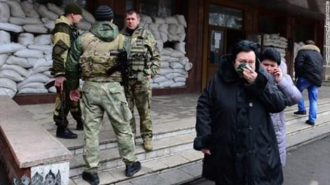 no mo than o mien dong ukraine lam chet 32 nguoi - 2