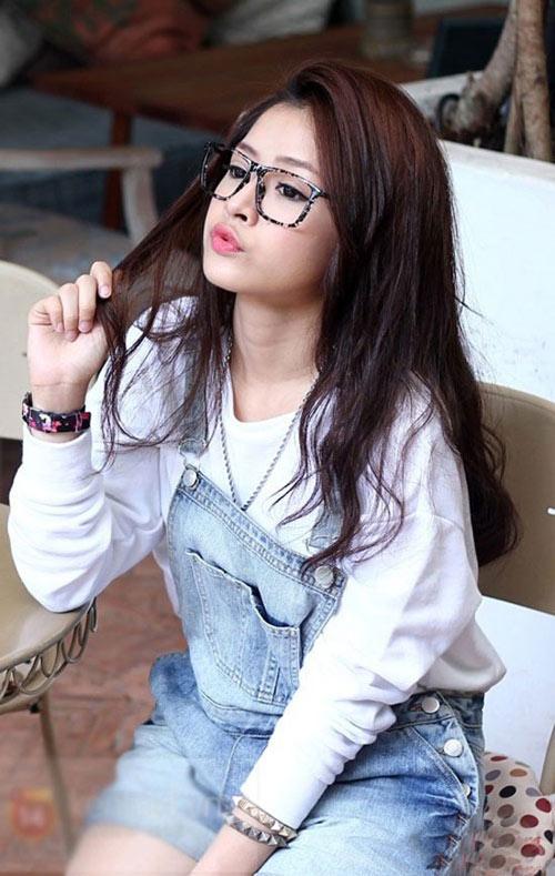 Học lỏm mỹ nhân Việt - Hàn làm mặt xấu chụp ảnh cực cute-17