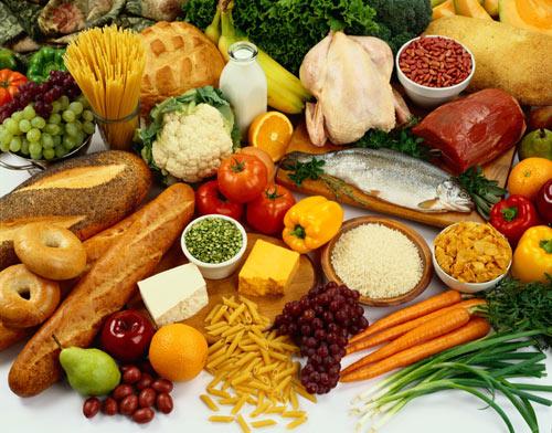bổ sung dinh dưỡng trong  ngày đèn đỏ