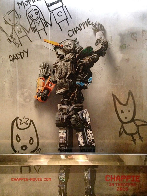 chappie - cau be robot de thuong nhat moi thoi dai - 1