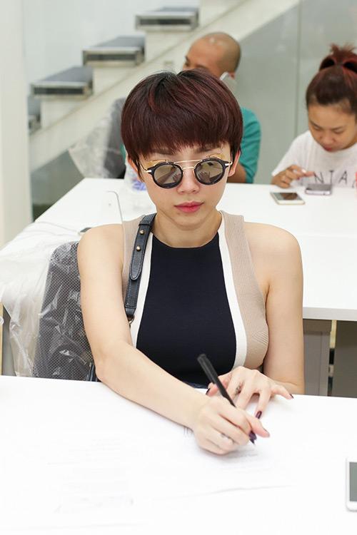 dan thi sinh lan dau hoa giong trong liveshow 5 cua the remix - 3