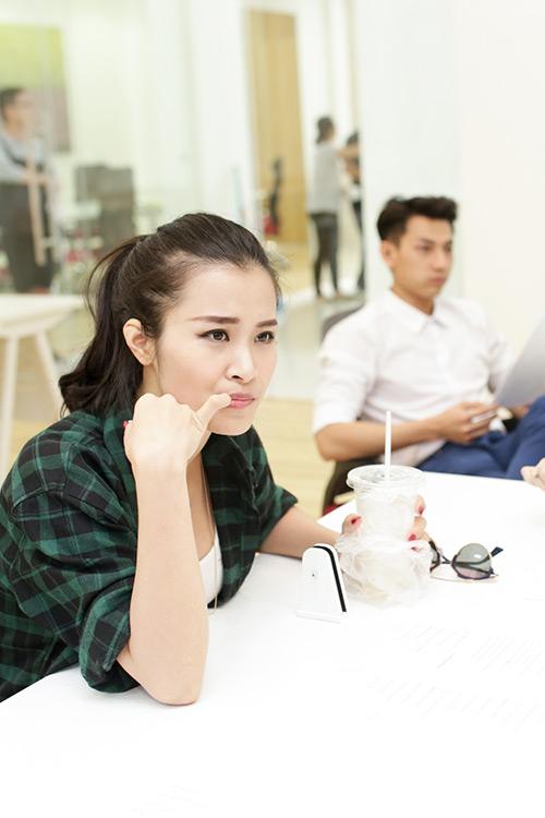 dan thi sinh lan dau hoa giong trong liveshow 5 cua the remix - 6
