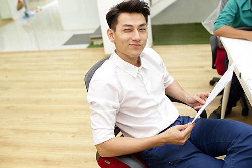 dan thi sinh lan dau hoa giong trong liveshow 5 cua the remix - 8