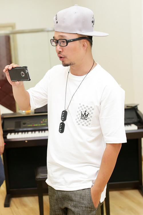 dan thi sinh lan dau hoa giong trong liveshow 5 cua the remix - 5