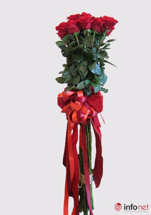 Hoa hồng phủ sôcôla – món quà độc đáo cho ngày 8/3-5