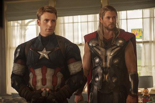 """trailer moi cua """"avengers: de che ultron"""" he lo tinh tiet bat ngo - 1"""