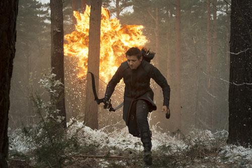 """trailer moi cua """"avengers: de che ultron"""" he lo tinh tiet bat ngo - 2"""