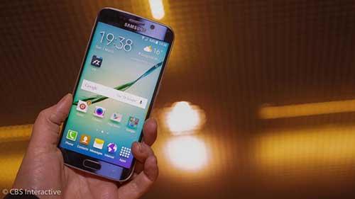 galaxy s6 edge duoc chon la smartphone moi tot nhat tai mwc 2015 - 1