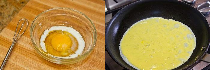 Trứng cuộn cơm, món ngon khó chối từ - 6