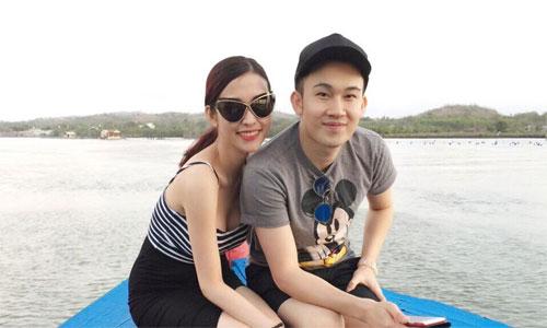 "tang thanh ha ""mum mim"" o thang cuoi thai ky - 9"