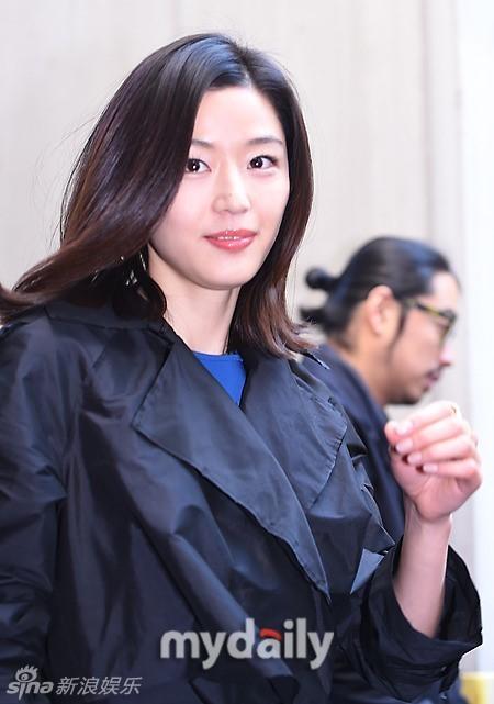 """""""minh tinh trai dat"""" jeon ji hyun lo doi chan gan guoc - 1"""
