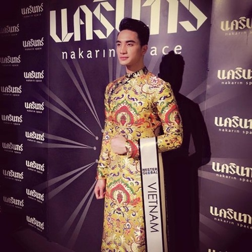 my nam thi chui doat giai nam vuong tai mister global 2015 - 3