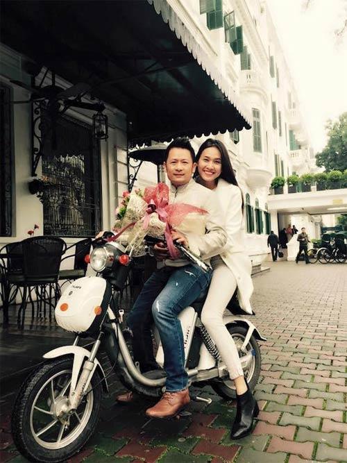 diem huong hanh phuc duoc chong dua di choi ngay 8/3 - 4