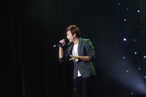 """ho viet trung chay show """"met nghi""""  nho mv 8 trieu view - 1"""