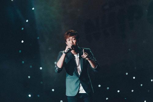 """ho viet trung chay show """"met nghi""""  nho mv 8 trieu view - 3"""
