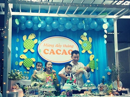 oc thanh van lam tiec gian di mung day thang be cacao - 4
