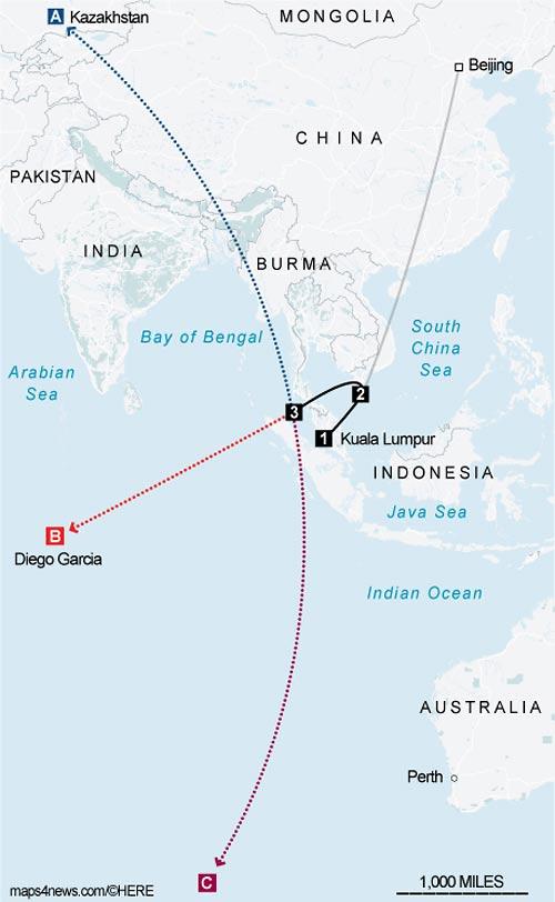 mot nam mh370 mat tich: nhung du kien ban can biet - 2