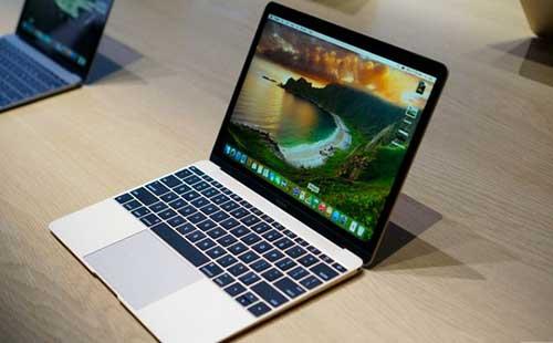 MacBook Air 12-inch siêu mỏng nhẹ trình làng - 2