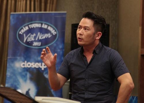 bang kieu lam giam khao khach moi tai vietnam idol - 2