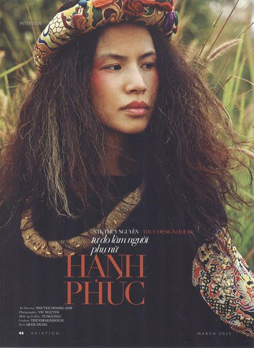 ntk thuy nguyen: tu do lam nguoi phu nu hanh phuc - 6