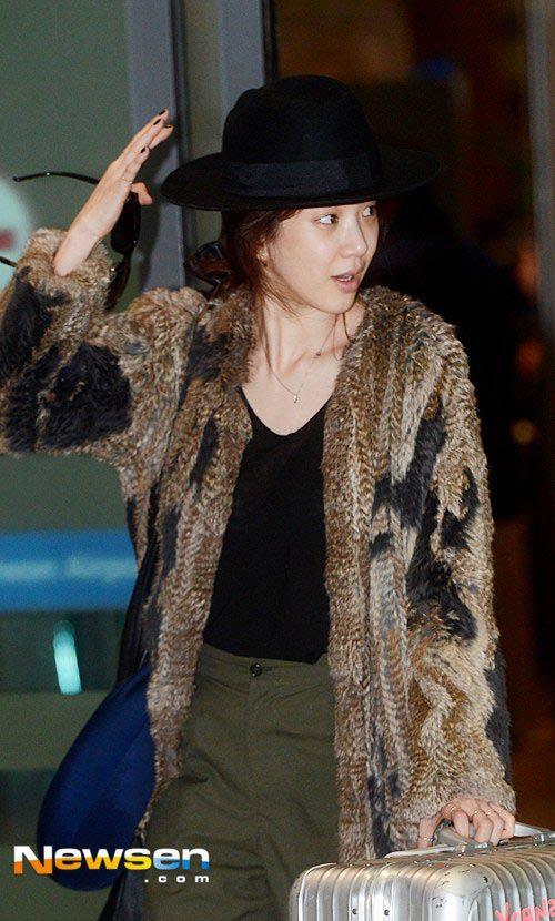 """kim hyun joong nhap ngu """"ne"""" scandal lam bo - 4"""
