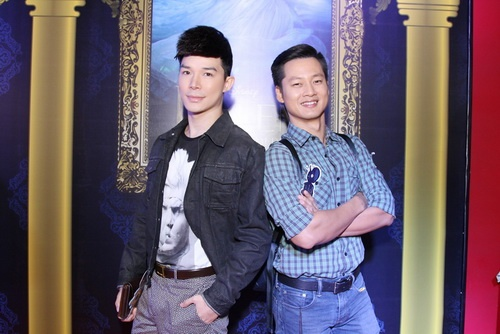 """nathan lee chung to dang cap """"quy ong hang hieu"""" - 9"""