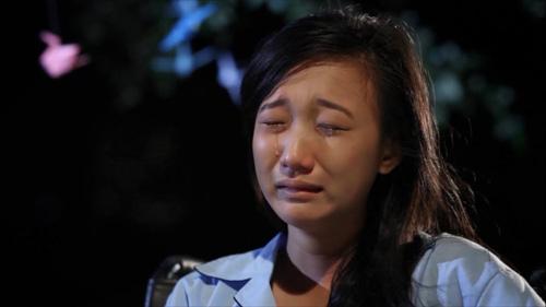 clip chuyen tinh cam dong cua nu sinh bi ung thu - 1