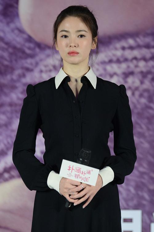 song hye kyo dep khong tuoi voi da cang mong - 1