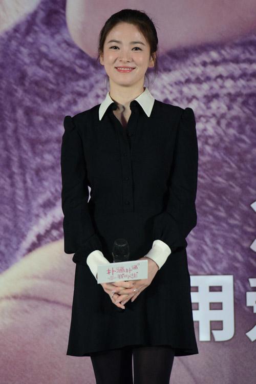 song hye kyo dep khong tuoi voi da cang mong - 2