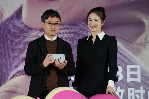 song hye kyo dep khong tuoi voi da cang mong - 4