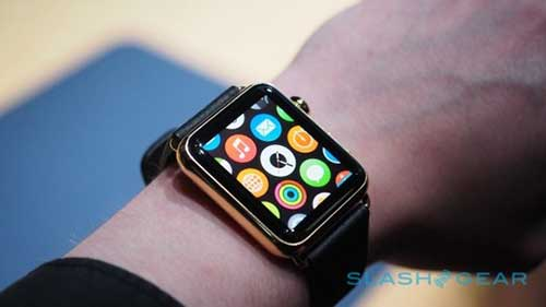 apple watch chi co bo nho 8 gb, 2 gb de luu nhac - 1