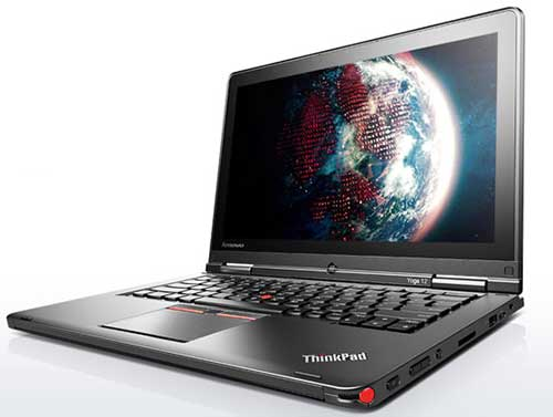 laptop lenovo thinkpad yoga the he moi ra mat tai viet nam - 2