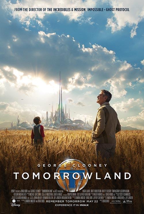 """phieu luu toi vung dat gia tuong qua trailer """"tomorrowland"""" - 1"""