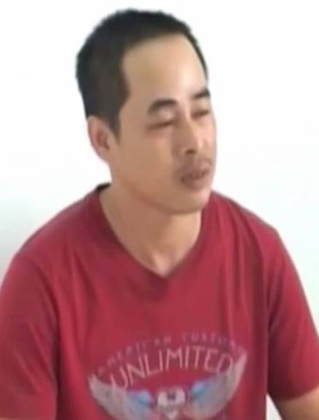"""bat giam chong """"ho"""" tuoi xang thieu song vo - 1"""