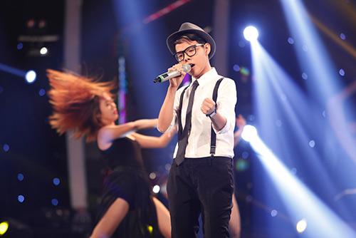 """tieu uyen linh"" vao thang chung ket got talent - 7"