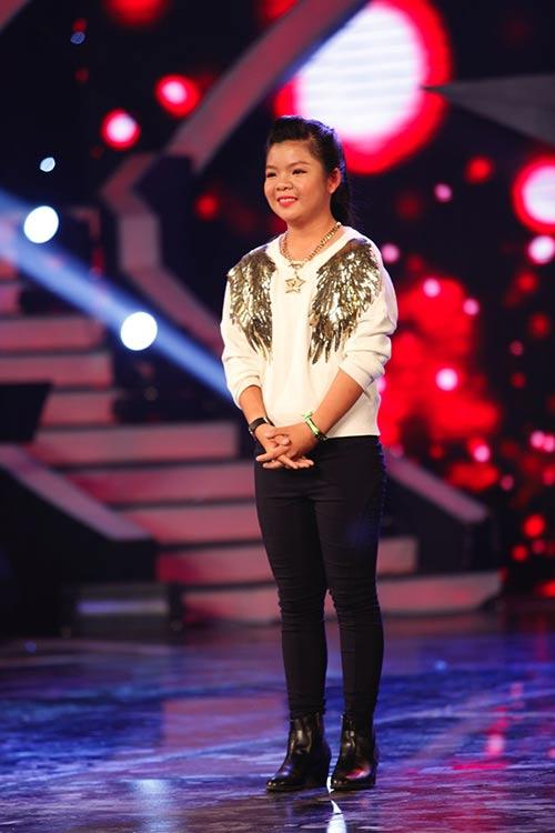 """tieu uyen linh"" vao thang chung ket got talent - 4"
