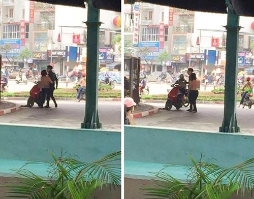 """choang vang voi man """"cai nhau lot do"""" cua gai viet - 1"""